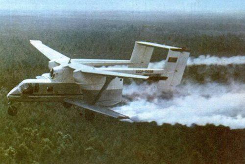 PZL M-15 Belphegor, o avião agrícola mais esquisito do mundo