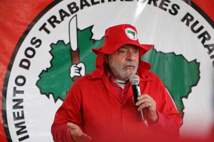 Lula chama agricultores de caloteiros e ingratos