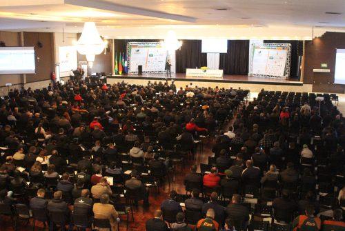 Terceira edição do Fórum Estadual do Agronegócio registrou público de mais de mil pessoas em dois dias