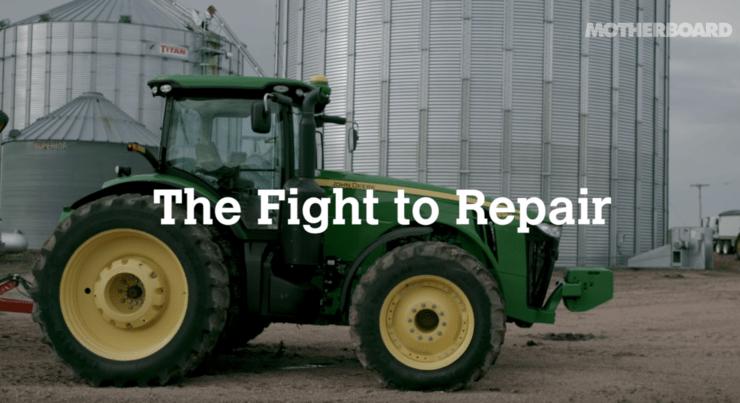 A briga entre agricultores e a John Deere virou documentário
