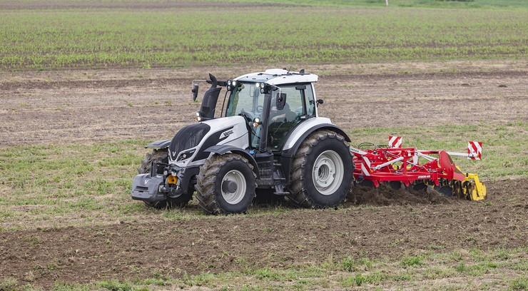 Valtra T254 Versu é o trator do ano 2018 na Agritechnica