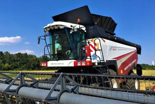 Depois do trator sem motorista, a colheitadeira sem operador