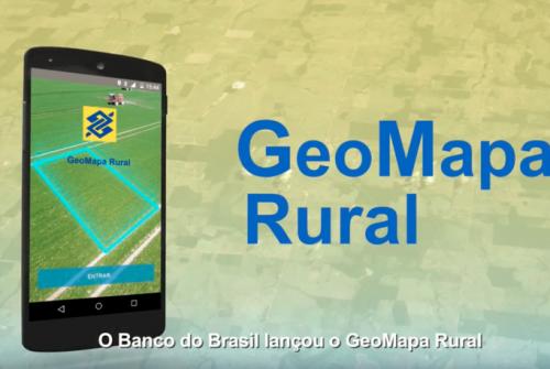 GeoMapa Rural, o aplicativo do Banco do Brasil para medição de terras