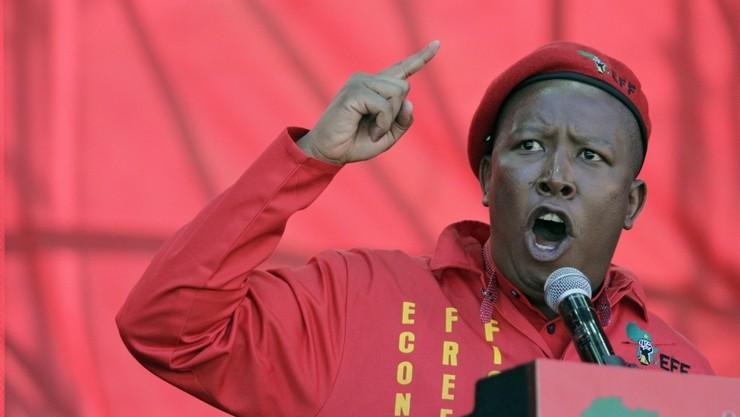 Extrema-esquerda ameaça agricultores na África do Sul