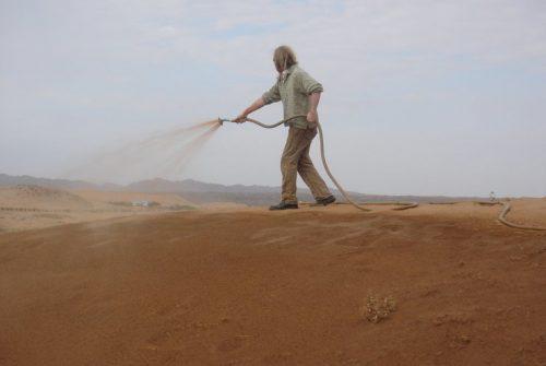 Empresa da Noruega lança produto que recupera solos desertificados em horas
