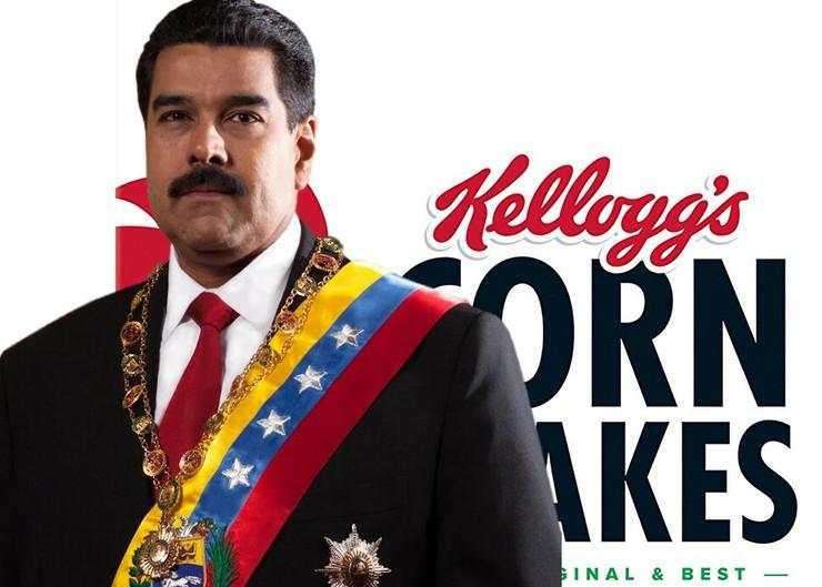 Venezuela expropria fábrica do Sucrilhos