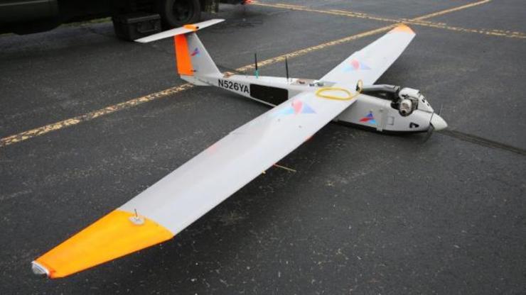 Drone operadora celular