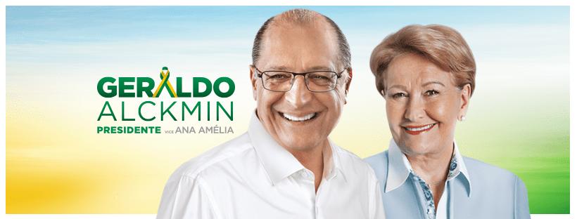 Geraldo Alckmin para a Agricultura