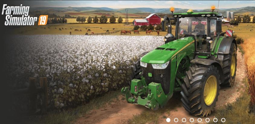 Farming Simulator 19: divulgadas novas imagens do jogo