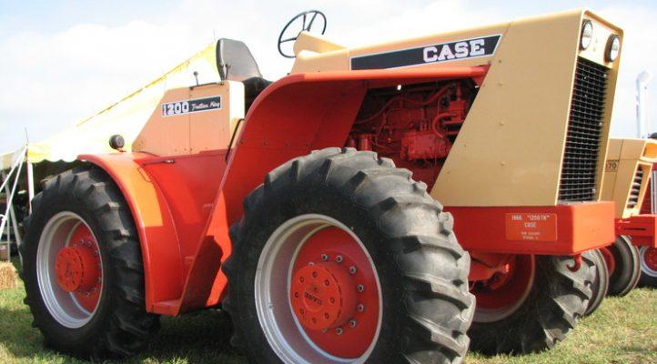 JI Case Tractor King