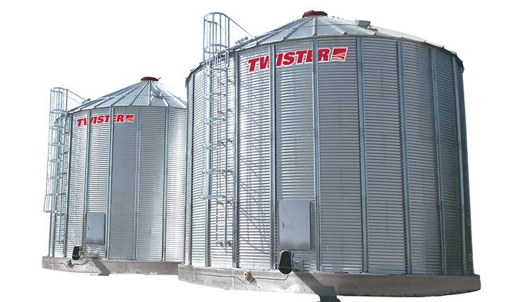 troca de silos
