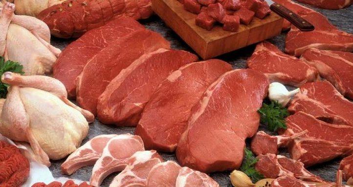 Impostos na carne