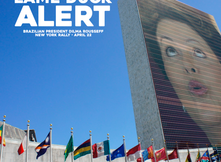 Dilma Rousseff na ONU