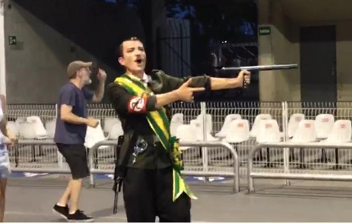 Bolsonaro é nazista