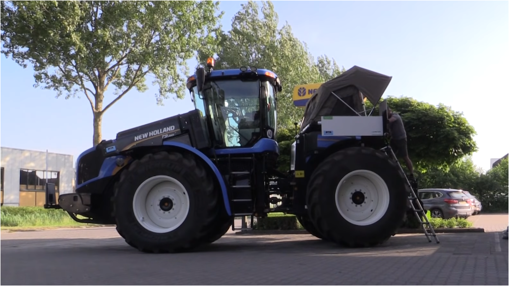 Trator New Holland T9