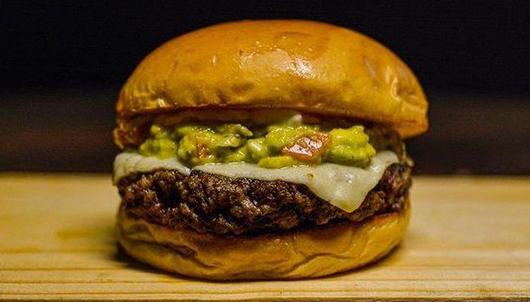 Hambúrguer Vegetal