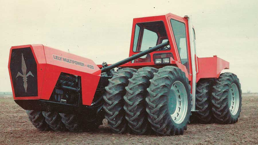 Lely Multipower