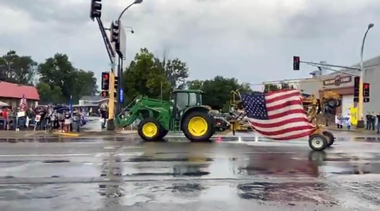 Agricultores americanos